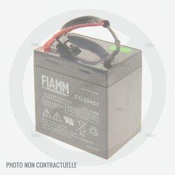 Batterie tondeuse MTD Black Line BL 4553 IS moteur Briggs Stratton IS