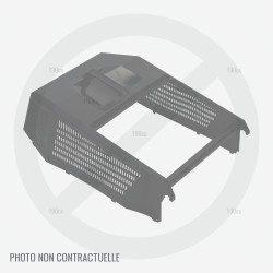Couvercle bac tondeuse Alko Easy Mow 4610 / 4710 / 5210, Siver Premium