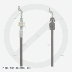 Cable traction tondeuse Alko Comfort 42 BR, Comfort 47 BRE
