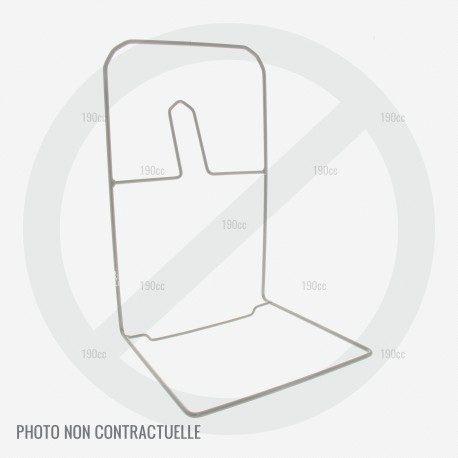 Armature de sac de ramassage tondeuse Alko BRM 40 White Edition