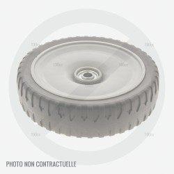 Roue tondeuse Alko Classic 34 E Plus (roue avant)