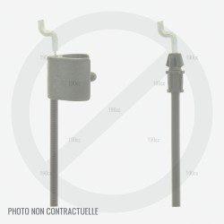 Cable de frein ou arret moteur tondeuse Lawnmaster 175SUB 51 SP 4IN1