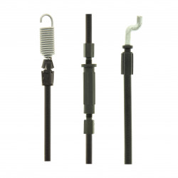 Cable traction Auchan CSC534 WSHQM, CSC534 WSQ RS160 DE, CS484 WSB