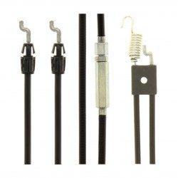 Cable de frein à moteur ou arret moteur tondeuse Bestgreen BG 125-40