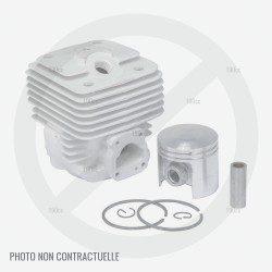 Ensemble cylindre piston pour débroussailleuse Bestgreen BMD 3200