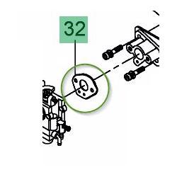 Jeu de joints carburateur MTD 2043 B et 2053 B