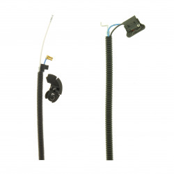 Cable des gaz pour taille haie HL 95 et HL 95 K, HL 100 et HL 100 K