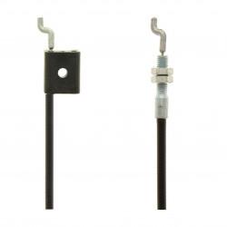 Cable arret moteur tondeuse Greatland GL TO 123 et TO 139T 40 PO