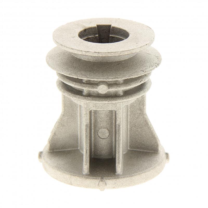 support de lame tondeuse à moteur honda gcv160 pour ggp tu504 tr