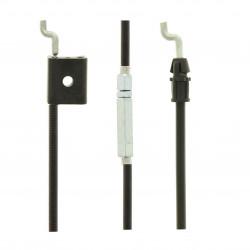 Cable arret moteur tondeuse Id Tech IDT 160H 51T, Verciel CR 4845 / CR 5355