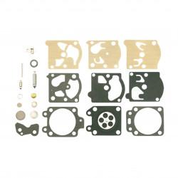 Kit carburateur Stihl 019, 021, 023, MS 210, MS 230, MS 250 type Walbro WT