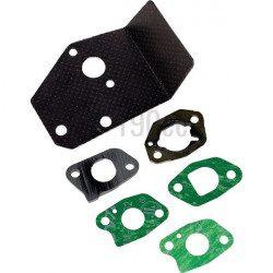 Kit bride carburateur pour GGP WBE0701 et WBE0702 jusqu'à 2012