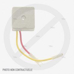 Regulateur de tension pour moteur GGP TRE352
