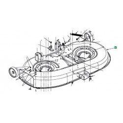 plateau de coupe pour autoport e et tracteur de pelouse 8. Black Bedroom Furniture Sets. Home Design Ideas