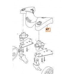 Support avant de roue pour Gardena 38E