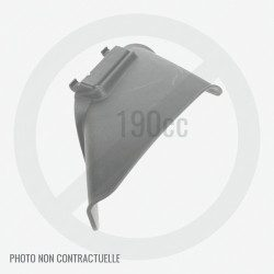 Deflecteur pour tondeuse Cub Cadet CC 98 B