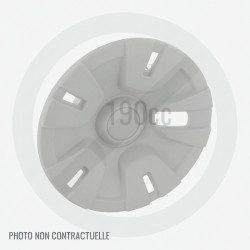 Enjoliveur de roue avant pour tondeuse Budget BEM 1338