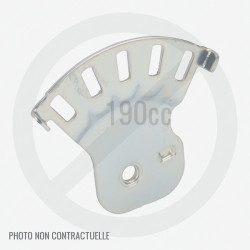 Plaque de reglage hauteur de coupe pour tondeuse Id Tech