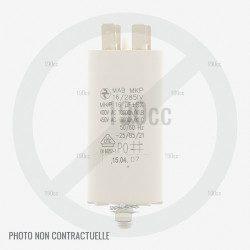Condensateur tondeuse à gazon Budget BEM 1338
