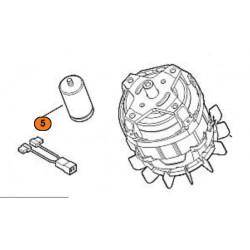 Condensateur tondeuse Viking ME 360, ME 443.0, ME 443.0 C