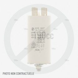Condensateur moteur electrique Viking ME 545.0 et ME 545.1