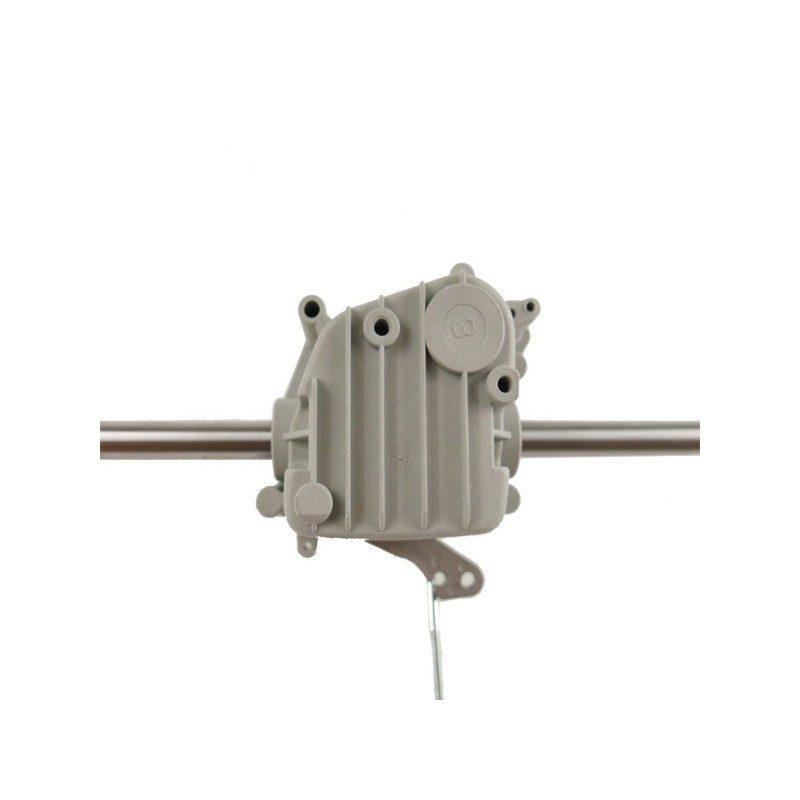 boitier tondeuse gris pour tondeuse ggp type 430 434 484 534 190cc. Black Bedroom Furniture Sets. Home Design Ideas