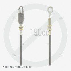 Cable de frein de lame pour autoportée Cub Cadet CC 1020 RD