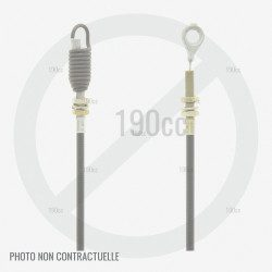 Cable relevage coupe GGP TS - TU - TX - TY 108 et 118