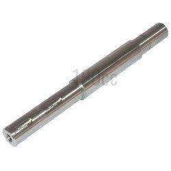 Axe de palier de lame gauche pour GGP largeur 102 et 122 cm
