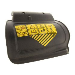 Deflecteur lateral tondeuse Cub Cadet et MTD (46 et 53 cm)