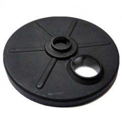 Cache poussière pour roue arrière de tondeuse Jonsered