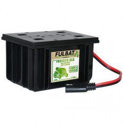 Batterie pour tondeuse démarrage electrique. 12V 2,5 Ah