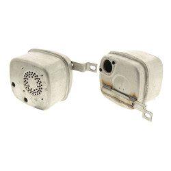 Pot echappement moteur Briggs Stratton Powerbuilt 3105 - 3125 - 3130, Intek 3130