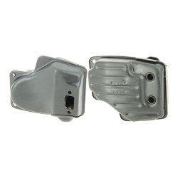 Silencieux débroussailleuse Stihl FS 360, 420, 500 et 550