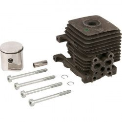 Cylindre piston pour taille haie Stihl HS 45 2-Mix