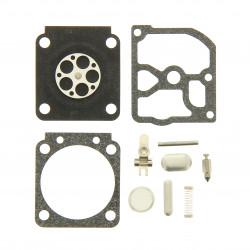 Kit carburateur Stihl 017, 018, MS 170 CE, MS 170 D, MS 180 pour Zama C1Q