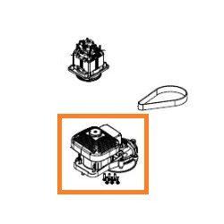 Moteur electrique Mac Allister MLMP 1600 et Okay Maxi MEB1840M