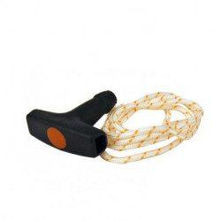 Poignée de lanceur débroussailleuse Stihl (avec corde)