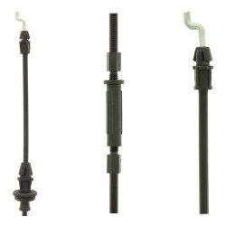 Cable vitesse tondeuse GGP MP1 504 WSV et MP1 554 WSV, Alpina AL653VBQ