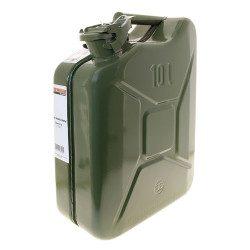 Jerrican US 10L en métal spécial carburant