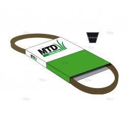 Courroie de coupe pour tondeuse MTD WCM 84
