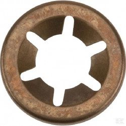 Clips de fixation de roue GGP 112604898/0