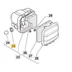 Collier de pompe d'amorçage GGP 118550922/0