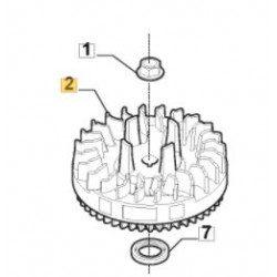 Volant magnetique GGP 118551470/0