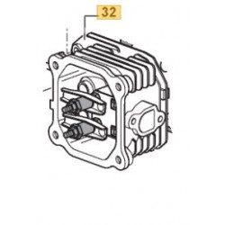 Culasse moteur GGP 118550244/0
