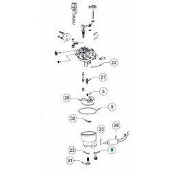 Joint de gicleur MTD 751-11349