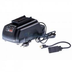 Chargeur de batterie pour robot de tonte Gardena R