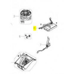 Kit module electronique Lawnmaster CL211030103